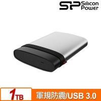 SP廣穎 Armor A85 1TB(銀) 2.5吋軍規防震行動硬碟