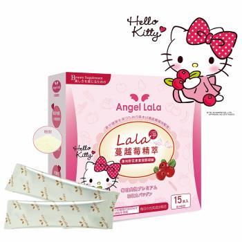 (即期品) Angel LaLa天使娜拉 LaLa蔬果酵素蔓越莓精萃(15包/盒)