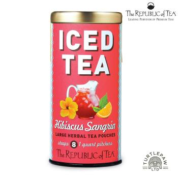 【茶本共和國】山芙蓉冰茶-西班牙桑格莉亞風味(8包)