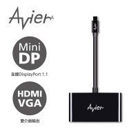 ~Avier~Mini DP TO HDMI VGA Adapter