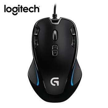 羅技Logitech G300S 遊戲滑鼠(福利品)