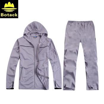 布特Botack常青樹男式防曬釣魚服(套裝),LMT4-7202
