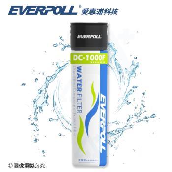 愛惠浦科技EVERPOLL 單道雙效複合式淨水器DC-1000(DC1000)