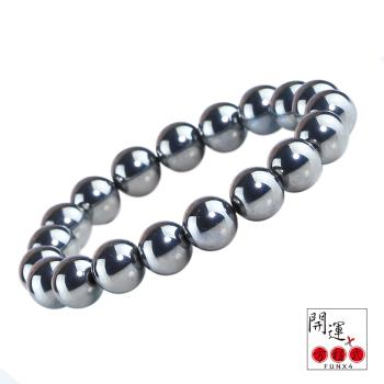 開運方程式-日本爆款鈦赫茲能量10mm手珠(養生能量石)