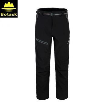 布特Botack軟殼褲shell褲(類西裝褲面料款,附腰帶,防風防水)LMT3-1094