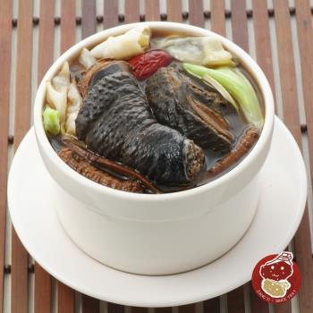正一排骨 何首烏骨雞湯3包組(700g/包)暖暖好湯,覆熱熟食