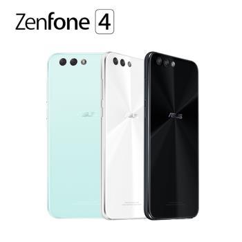 ASUS Zenfone 4 ZE554KL 4G/64G 八核心CP智慧型雙卡雙待手機+專用保貼+行動電源+USB小米燈+自拍廣角鏡頭夾