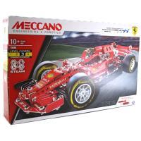 MECCANO 金屬組裝模型 - 法拉利 F1賽車組