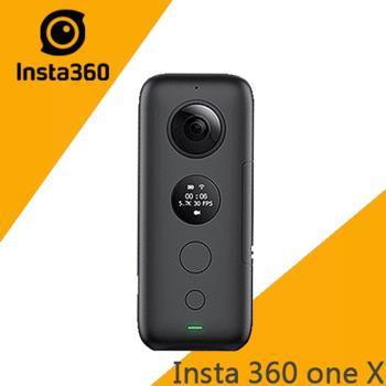 INSTA360 ONE X 全景相機(公司貨)-黑 (公司貨)