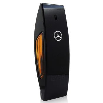 Mercedes Benz Club Black 黑色風潮男性淡香水 100ml TESTER(法國進口)