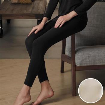 華歌爾-極衣恆溫M-LL 厚刷保暖褲(楓葉黃)