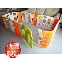 韓國 HAENIM TOY 日本設計、韓國製造 六片嬰兒安全圍欄 HNP-736