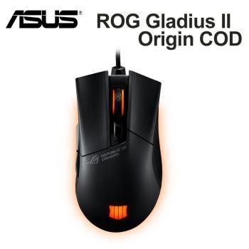 ASUS 華碩 ROG Gladius II Origin COD 電競滑鼠