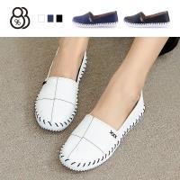 【88%】休閒鞋-MIT台灣製簡約車線 舒適好穿搭 休閒鞋 懶人鞋 小白鞋