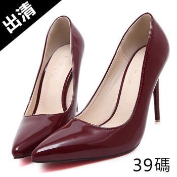 Alice  韓風名媛時尚尖頭高跟鞋