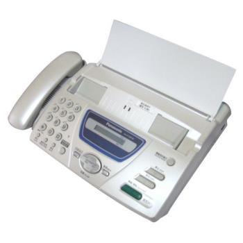 Panasonic 國際牌 KX-F716TW 智慧型感熱式傳真機 珍珠白