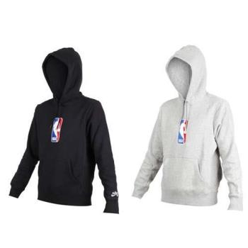 NIKE 男NBA連帽長袖T恤-帽T 保暖 籃球