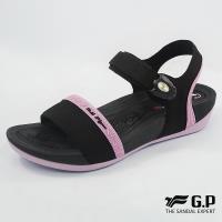 G.P 優雅舒適雙密度鞋墊涼鞋G8690W-粉色(SIZE:35-39 共三色)