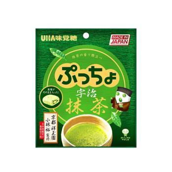 [UHA]日本味覺糖  普超軟糖 (宇治抹茶)(6包/組)