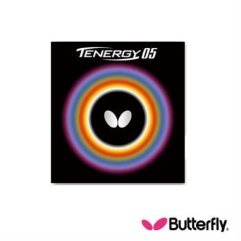 BUTTERFLY   TENERGY 05 選手級 膠皮  05800