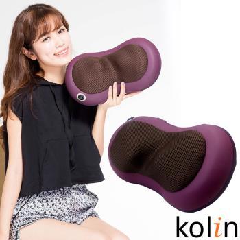kolin歌林新一代溫熱型揉捏按摩靠墊(KMA-LN007)