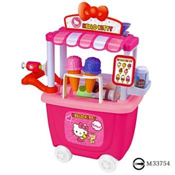 Hello Kitty凱蒂貓 KT冰淇淋車 KT03510