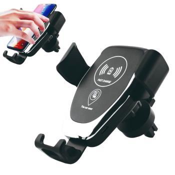 IS愛思 CA-Q06 車用無線充電尋車手機架