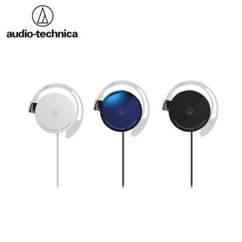 日本鐵三角輕量超薄耳掛式耳機ATH-EQ300M(日本平行輸入)
