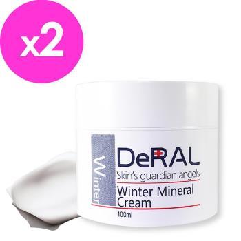 DeRAL保濕修護能量霜100mlX2入