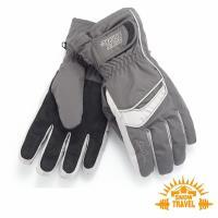 SNOWTRAVEL SKI-DRI防水透氣PRIMALOFT保暖手套 (深灰)