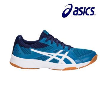 【asics 亞瑟士】UPCOURT 3 男 排羽球鞋 藍(1071A019-400)
