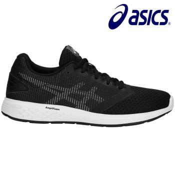 Asics 亞瑟士 PATRIOT 10 男慢跑鞋 黑 1011A131-001