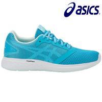 Asics 亞瑟士 PATRIOT 10 女慢跑鞋 藍 1012A117-400