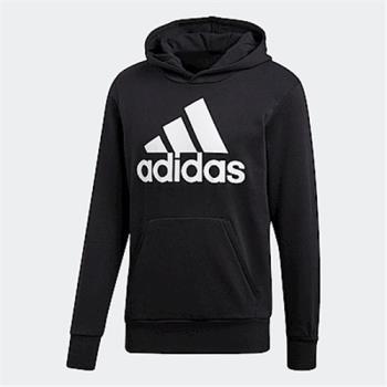 Adidas Essentials 標誌連帽上衣 CW3861