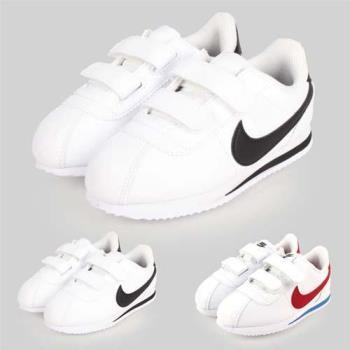 NIKE CORTEZ BASIC SL-TDV 男女童復古休閒鞋-阿甘鞋