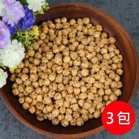 Golden Fruit 全天然地中海區烤去皮黃鷹嘴豆3包(200g/包)