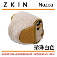 【ZKIN】 Nazca 相機包 M4/3 系列 適用 (珍珠白色)