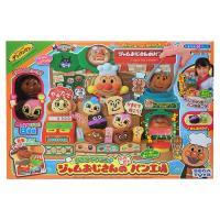 日本麵包超人 - ANP 麵包工廠家家酒玩具