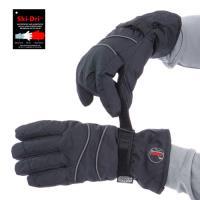 【JORDON】任選2件組合包 Ski-Dri男女款防水刷毛保暖手套