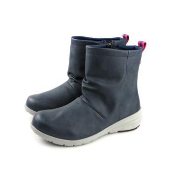 Moonstar Rain Porter 休閒鞋 短靴 雨天 防水 灰藍色 女鞋 MSRPL0035 no200