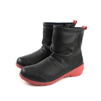 Moonstar Rain Porter 休閒鞋 短靴 雨天 防水 黑色 女鞋 MSRPL0036 no199