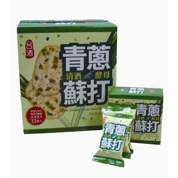台酒TTL 清酒酵母青蔥蘇打(12盒/箱)