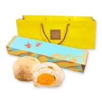 預購-樂活e棧-綠豆月娘禮盒(5入/盒,共1盒)-蛋奶素