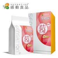 【SENSATION+ 感動食品】淨樂莓錠 90錠 濃縮型蔓越莓複方