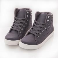 【88%】潮流雜誌推薦 雅痞男款休閒質感 高筒帆布鞋運動鞋◆MIT台灣製