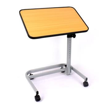 富士康 移動旋轉餐桌FZK-130406 (多功能升降桌 床邊桌 床上桌 書桌)