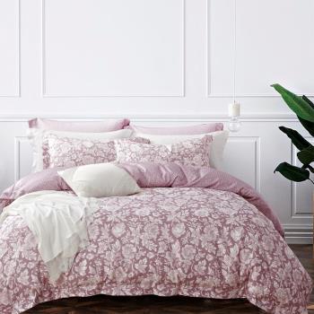LooCa天絲親膚寢具/床包四件式組-加大