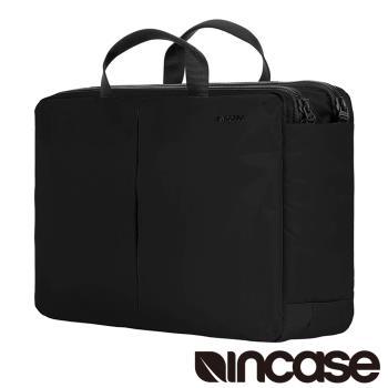 【Incase】Kanso Convertible Brief 15吋 手提/肩背/後背三用筆電公事包 (黑)