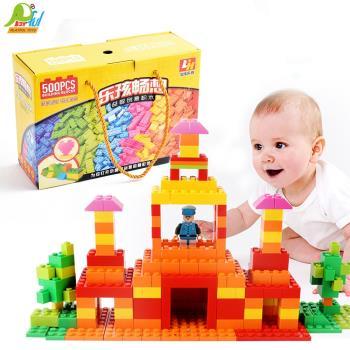 Playful Toys 頑玩具 小顆粒積木8010A(積木玩具 小顆粒 動手玩積木 兒童積木玩具 創意組合 色彩多樣)
