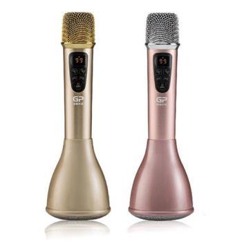 金點科技 第二代K歌神器之王  F1+數位掌上KTV藍芽無線麥克風喇叭